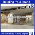 personalizado super u alta qualidade de varejo loja de roupas equipamentos