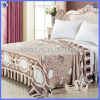 nhl fleece fabric for blankets/eskimo blankets/blankets los angeles