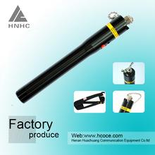 Best selling and Portable 30km fiber optic pen type laser 650nm fiber optic fault locator