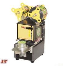 manual water cup sealing machine