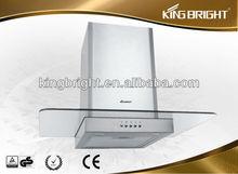 best glass kitchen euro-style cooker range hood BST-WTMS60-B03