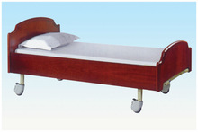Homecare Wooden Electric Hospital Furniture Bed, Home Hospital Bed Dimensions WR-B7