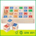 aprendizagem de letras do alfabeto