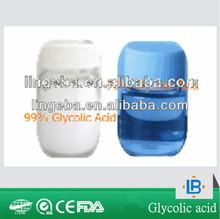 Chemical ingridient glycolic acid glycolic acid peel
