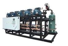 UHLG Series M Temperature Screw Compressor Racks