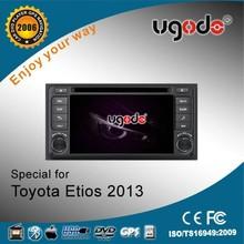 car audio for Toyota Etios 2013