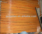hot sale wood broom stick handle cover pvc factory production directly