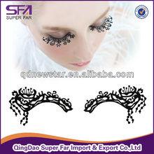 Qingdao charming waterproof paper cutting new look eyelashes