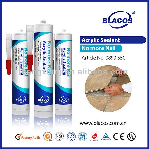 Odorless Water Based No More Nail Acrylic Sealant