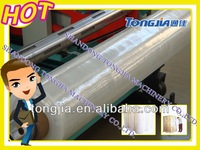 3 layers co-extrusion durable high speed plastic stretch film machine