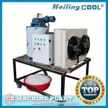 Select nossa máquina de fazer gelo, Vaca leiteira alimentação para 3 ton floco máquina de gelo
