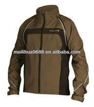 Men PVC Good Quality Fashional Motorcycle Backpack Jacket