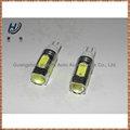 12v del coche del led luz liquidación w5w de alta potencia led t10 7.5w piezas de la parte delantera de un coche
