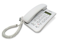 PA-7550/PA-7420 Desktop Phone with caller ID