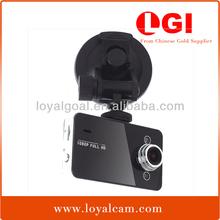 2.7 inch wide screen black box for car hd 1080p car cctv cameras