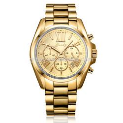 IPG stainless steel quartz watch