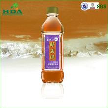 adhesive plastic label mineral water waterproof adhesive sticker