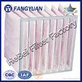 Saf f5 f6 f7 f8 f9 in fibra di vetro/sintetico tasca sacchetto filtro aria/sacchetto filtro