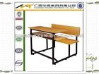 Double Student Desk,school study furniture