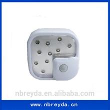 Sensor PIR Light with 10 Led