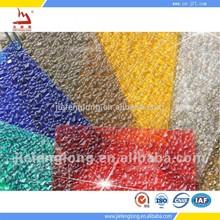 hard colored plastic sheet building solar panels