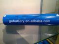 De alta capacidad de litio 75380s 3.2v batería cilíndrica 100ah lifepo4 batería de la célula