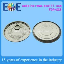 Milk powder dry food 307#83mm aluminum easy open caps