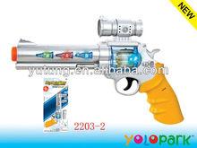 çocuklar elektrikli plastik tabanca, kabarcık silah oyunları