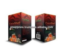 Shisha Charcoal Made from Coconut Shell 100%