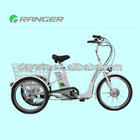 Chinese hot sale electric trike with differential