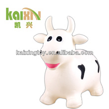 2015 Inflatable Cow Bouncer Happy Cow Toy