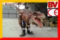 2013 realista de moda traje de dinosaurio