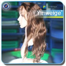 natural straight texture human hair lace wig