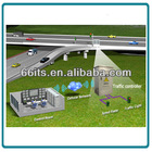72 output intelligent wireless traffic light controller