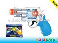 Crianças elétrico com arma de espuma, bullet