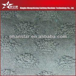 textile knitting machine three system