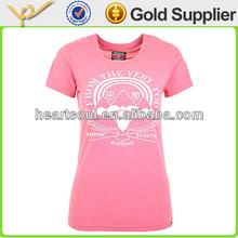 custom printed pink ladies beautiful tshirts