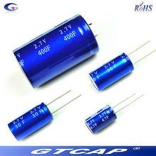 100f 2.7v super capacitor for smart meter