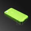 2014 high transparent leaf pattern TPU case for iPhone 5S