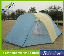 extra large luxury family camping tent camping with rooms 2015 KT23970
