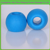 Polyurethane pu foam earplugs headphone use inert ear tips