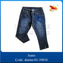 funky style innovative design leisure men denim jeans pants