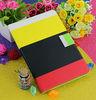 2014 new fashionable book for mini ipad case,leather case for ipad mini