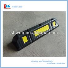 Portable Rubber Car Wheel Stopper