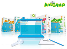new children science puzzle toy hot sale ant farm toy / Ant world - ant camp