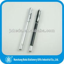 Hot selling multifunction uv laser pointer ink pen with presentation