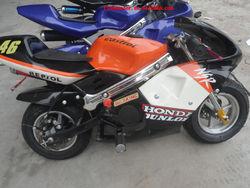 FLD-ZP 49cc mini moto