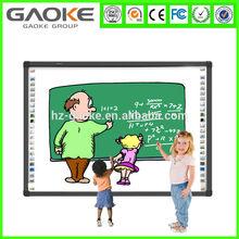 Digital factory supply for school teaching intelligent penholder modula design infrared interactive whiteboard