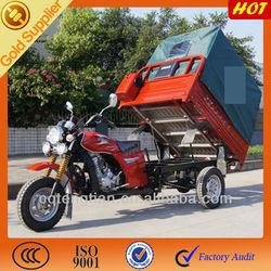 Motorzied Dump Tricycle China Chongqing
