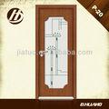 2015 el último diseño de buena cantidad precio competitivo inswing de madera de teca principal de la puerta para baños puerta de madera puerta de fotos